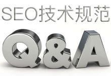 关于SEO技术规范的一些说明-荥阳seo