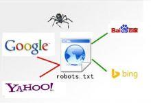 网站优化中robots文件一定要放在根目录吗?